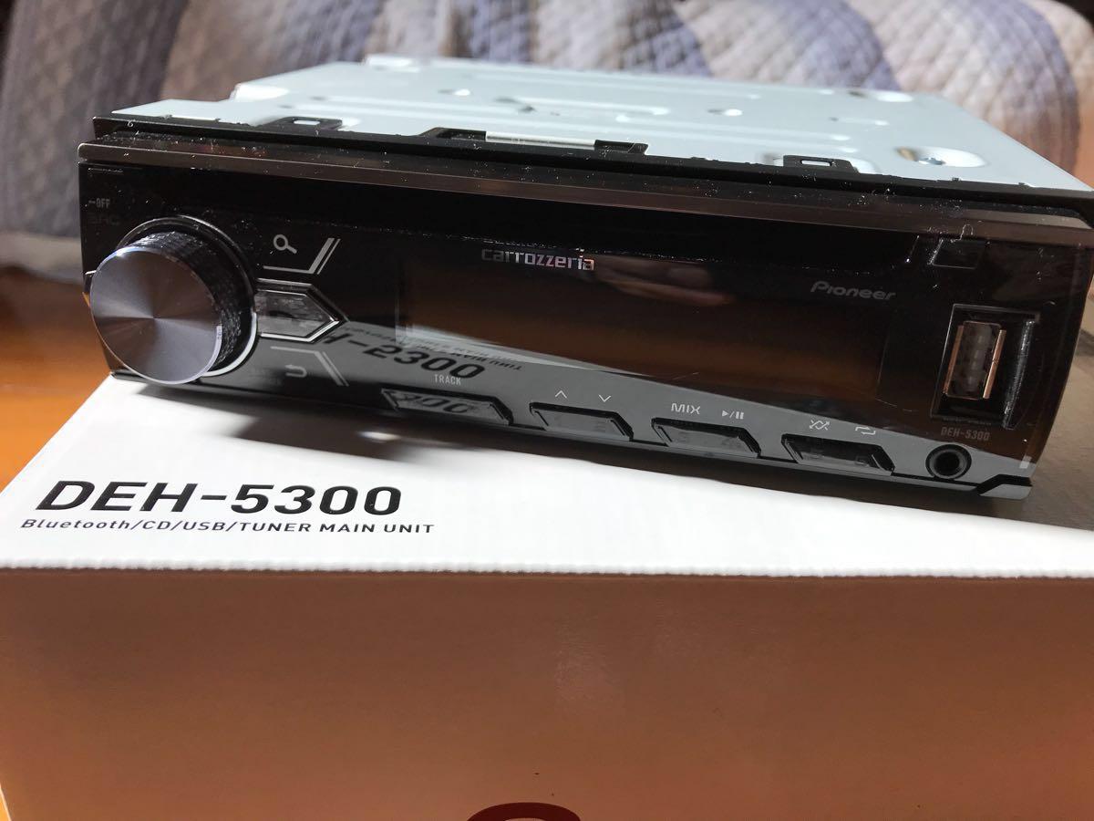 ☆送料込☆ 中古 Pioneer carrozzeria DEH-5300