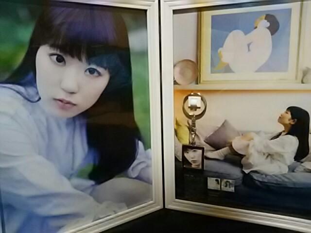 ♪東山奈央;曲宣プロモーション用販促額装非売品/声優&歌手