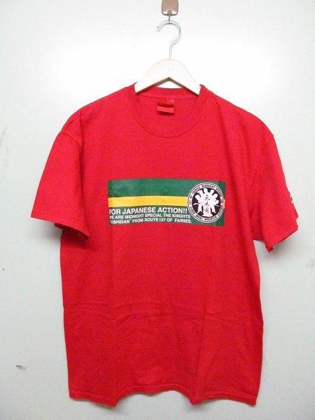 氣志團 TANABATA Tシャツ 赤 L 初期 綾小路翔 b4133