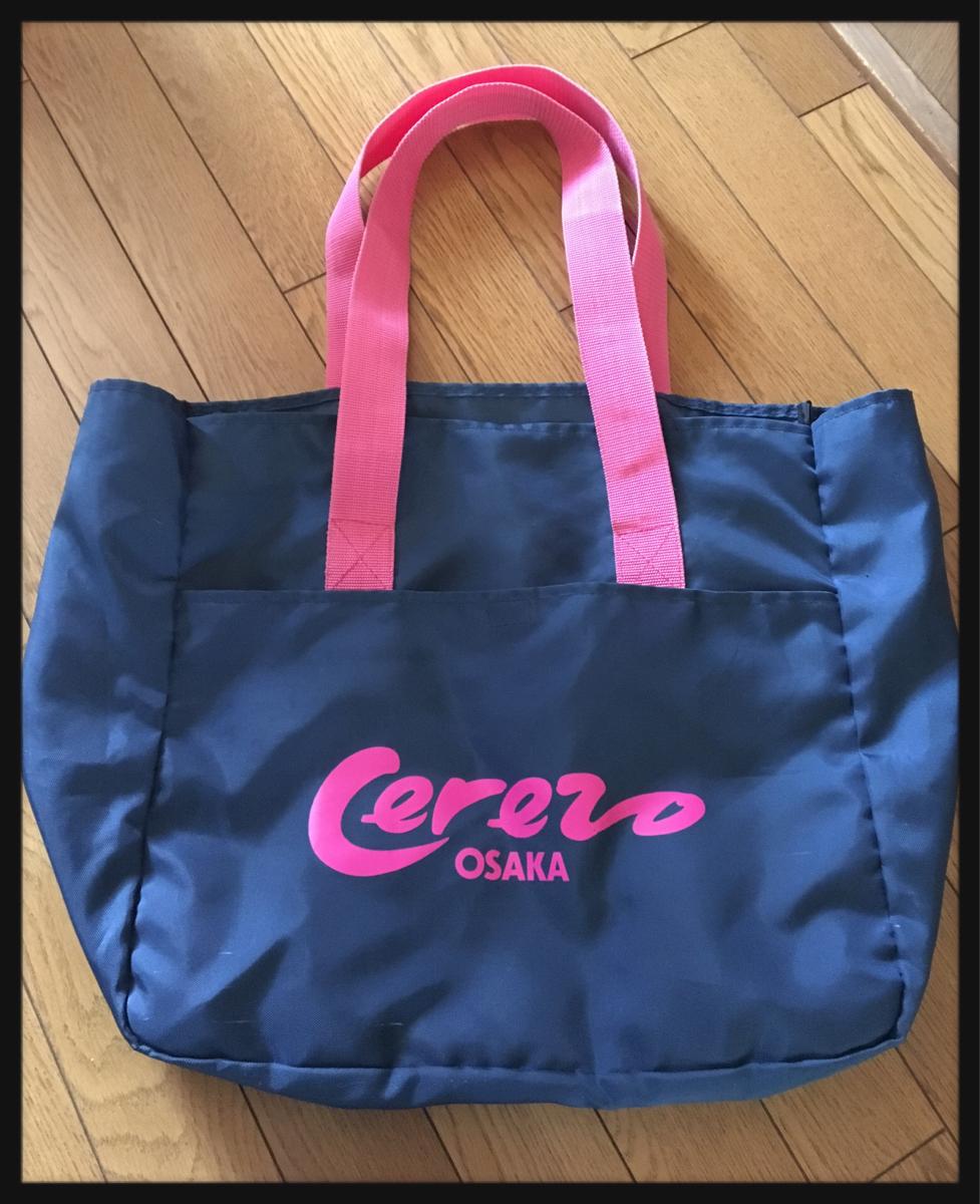 【送料無料】Cerezo OSAKA (セレッソ大阪) トートバッグ グッズの画像