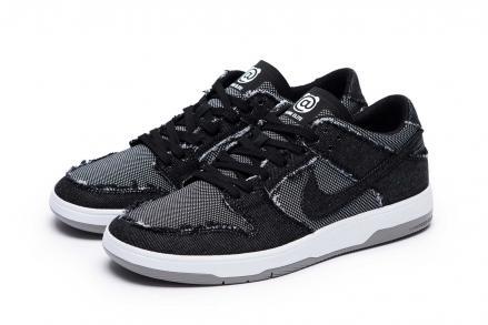【新品未使用】29㎝ Nike SB × BE@RBRICK Dunk Low ELITE ベアブリック ナイキ ダンク_画像1