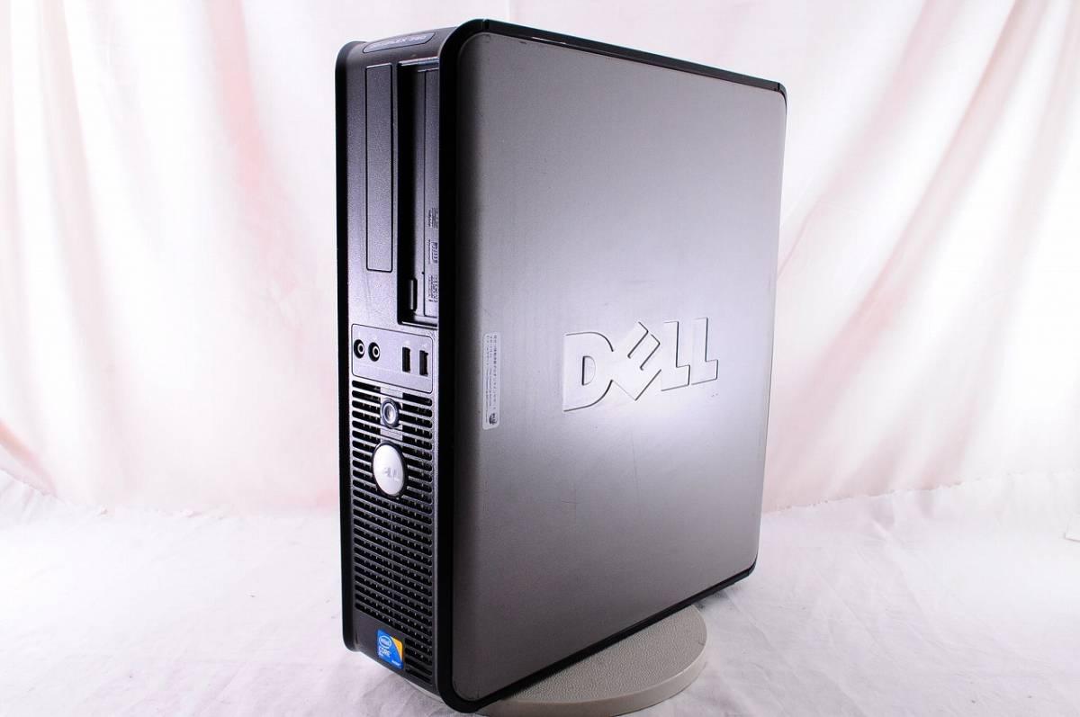 ★良品★DELL Optiplex 360 最新Win10 大容量250GB DVD作成 Office