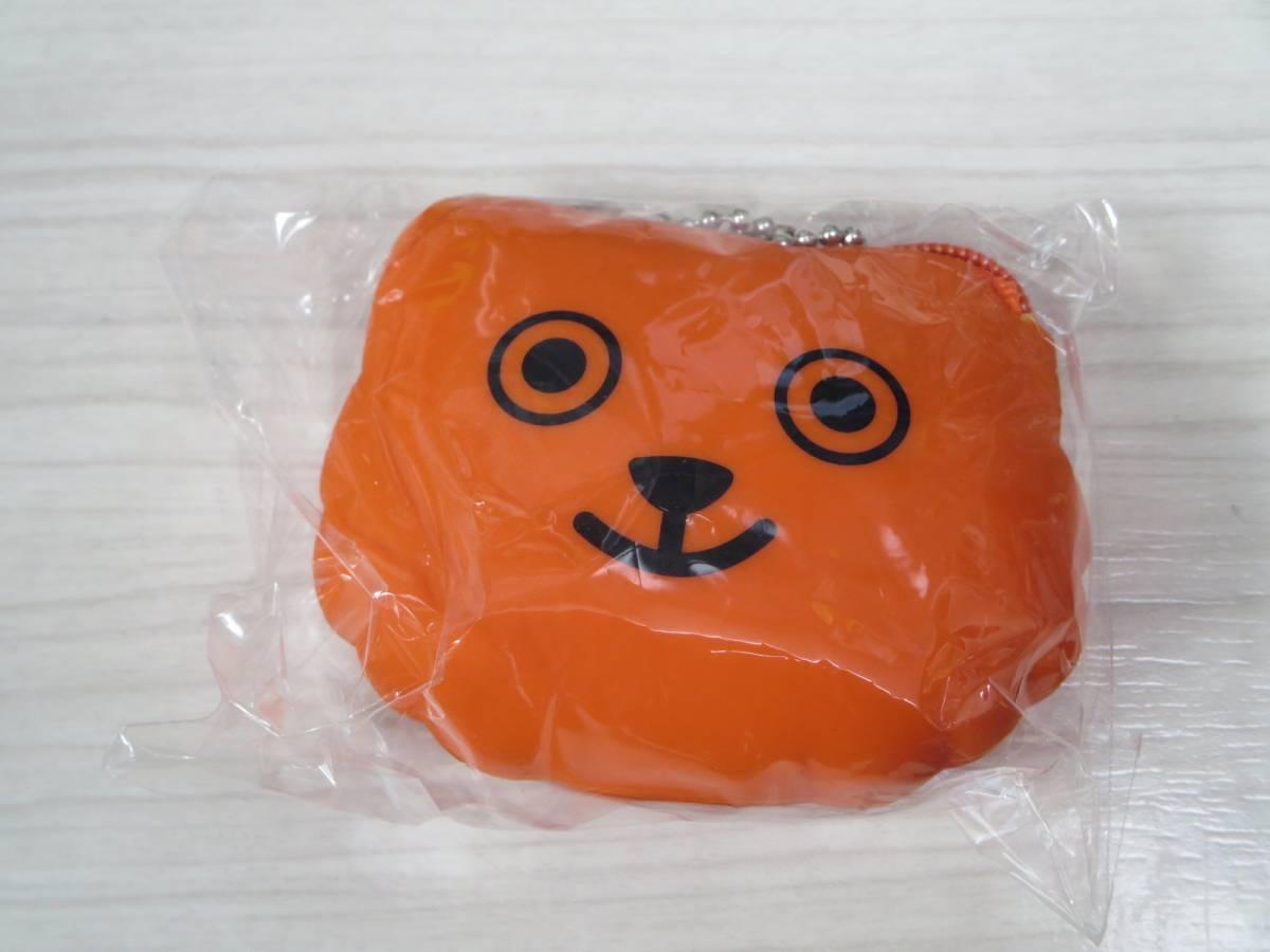 ロ MAN WITH A MISSION ODAYAKA君/おだやか 【コインケース】 オレンジ