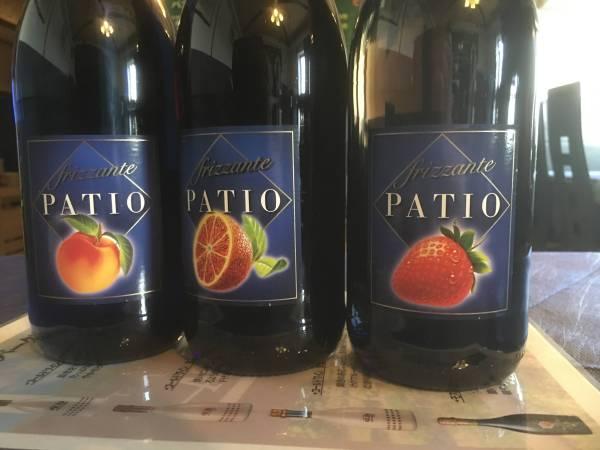 イタリア産フルーツスパークリングワイン3種類セット_画像2