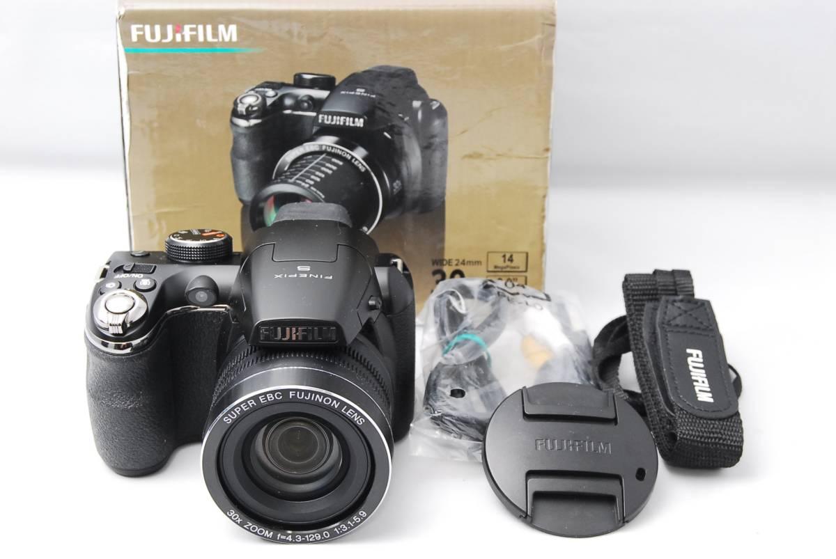 美品★FUJIFILM FinePix S4500 デジタルカメラ 元箱#014