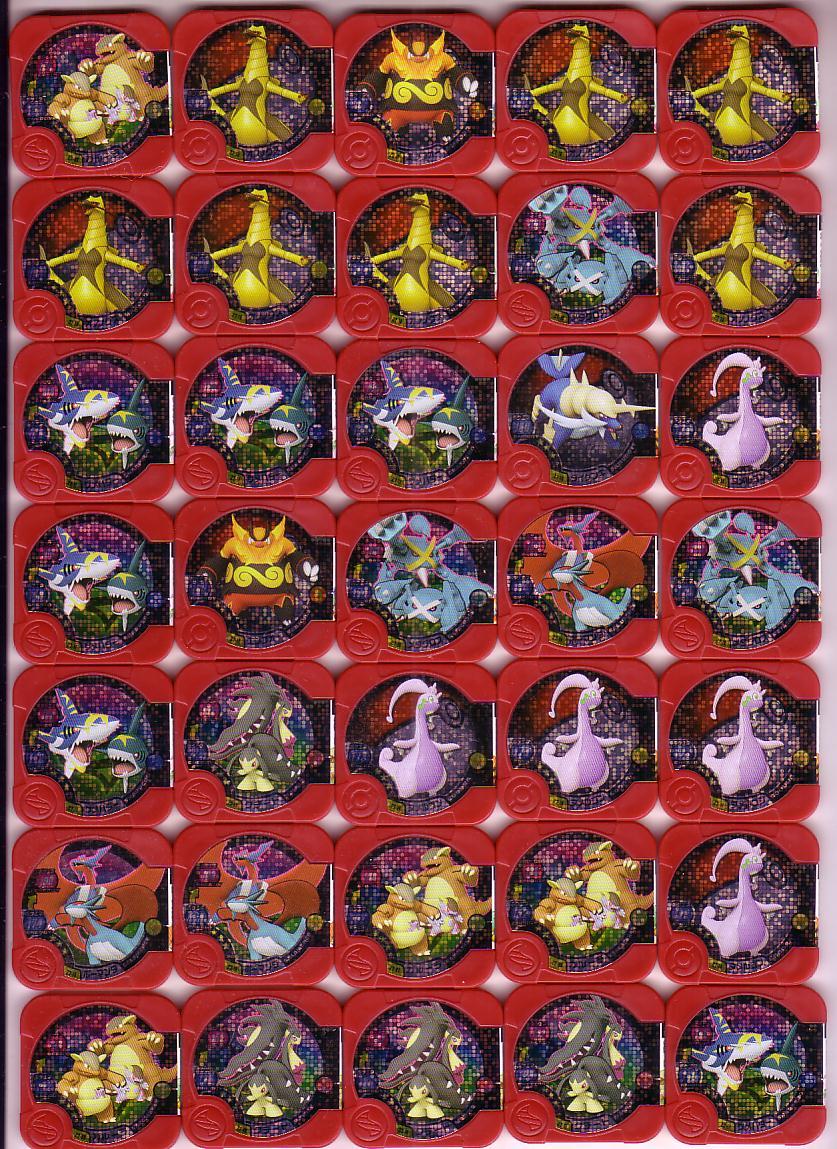ポケモントレッタ ハイパークラス約120個+★2、★1クラス約2200個の約2320個セット_画像4