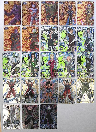 最新 ★ スーパードラゴンボールヒーローズ 7弾 全98種 ★ SDBH 7弾 ★ フルコンプ_画像4
