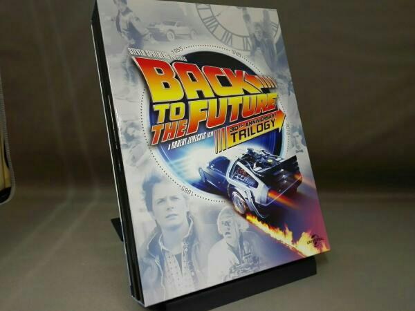 バック・トゥ・ザ・フューチャー トリロジー 30thアニバーサリー・デラックス・エディション DVD-BOX ディズニーグッズの画像