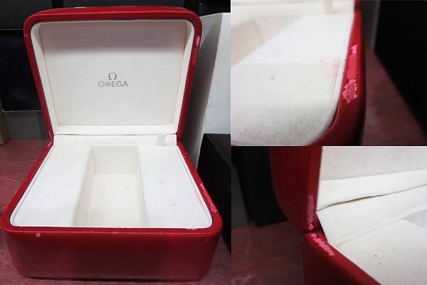 S1018 中古 オメガ シーマスター300 プロフェッショナル ネイビー メンズ 腕時計 OMEGA ケース/外箱/取説付_画像9