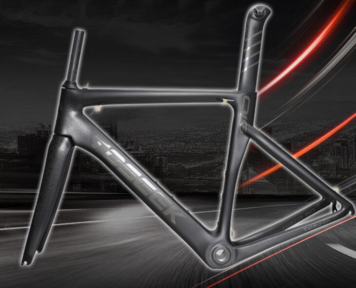 2018新品 TOSEEKフルーカーボンフレーム ロードバイク 700C フレーム 軽量エアロカーボンフレーム_画像9