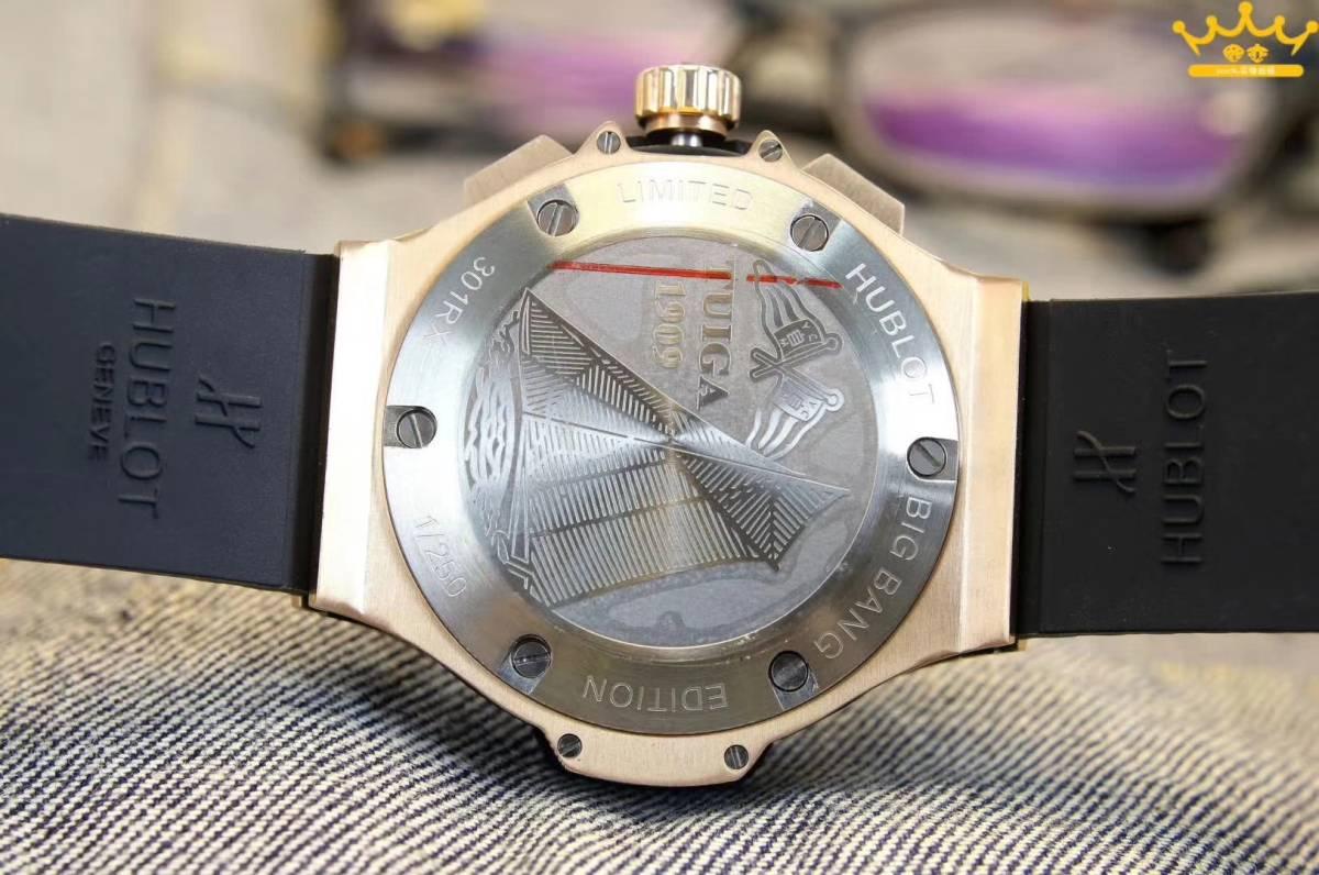 ウブロ HUBLOT 腕時計 ウォッチ メンズ ビックバン 時計 新品_画像3