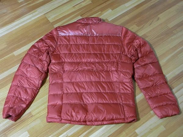 パタゴニア メンズ フィッツロイダウンジャケット 84585 XSサイズ(日本S相当) 新品即決 レッド 赤 patagonia Mens Fitz Roy Down Jacket_画像2
