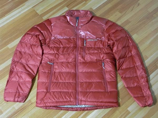 パタゴニア メンズ フィッツロイダウンジャケット 84585 XSサイズ(日本S相当) 新品即決 レッド 赤 patagonia Mens Fitz Roy Down Jacket_画像1
