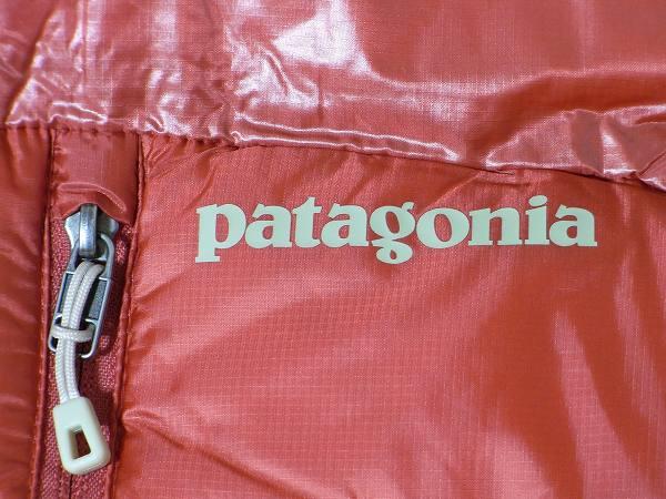 パタゴニア メンズ フィッツロイダウンジャケット 84585 XSサイズ(日本S相当) 新品即決 レッド 赤 patagonia Mens Fitz Roy Down Jacket_画像7