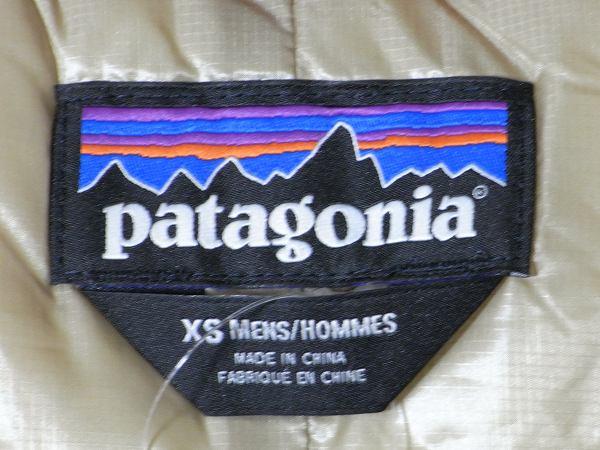 パタゴニア メンズ フィッツロイダウンジャケット 84585 XSサイズ(日本S相当) 新品即決 レッド 赤 patagonia Mens Fitz Roy Down Jacket_画像5