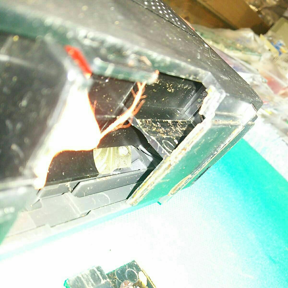 ナショナル national パナソニック Panasonic RF-877 3BAND ラジオ COUGAR No.7 RD-9801 NSB CRYSTAL 短波 中波 ジャンク ラジヲ 当時物_画像9