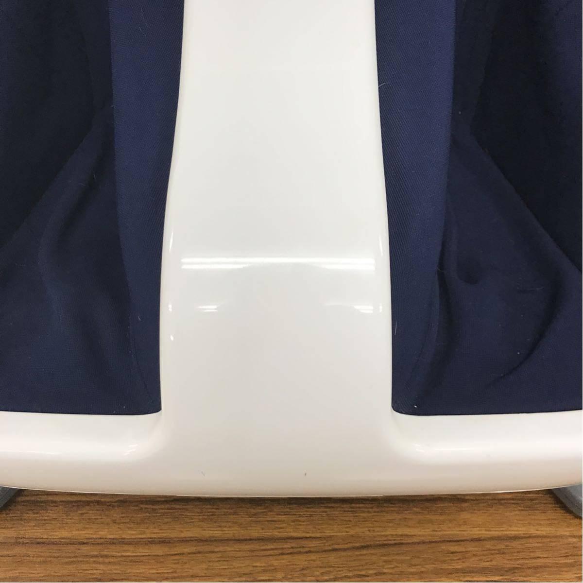 1円~ 中古品 Panasonic パナソニック 家庭用 電気フットマッサージャー EP-VF50 ホワイト_画像4