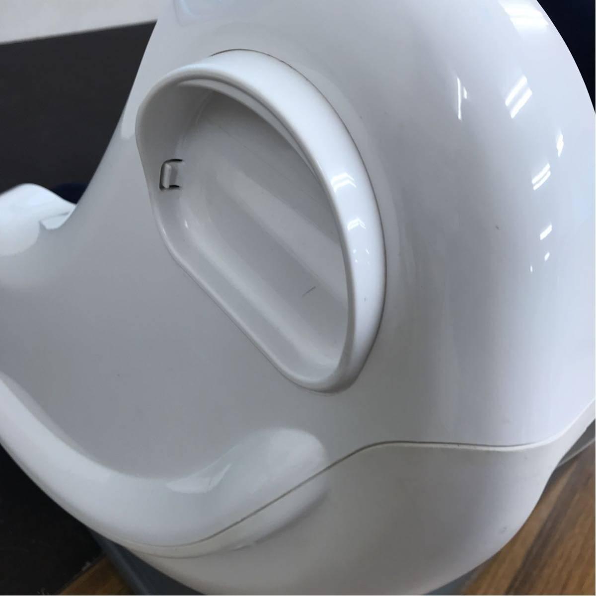 1円~ 中古品 Panasonic パナソニック 家庭用 電気フットマッサージャー EP-VF50 ホワイト_画像8