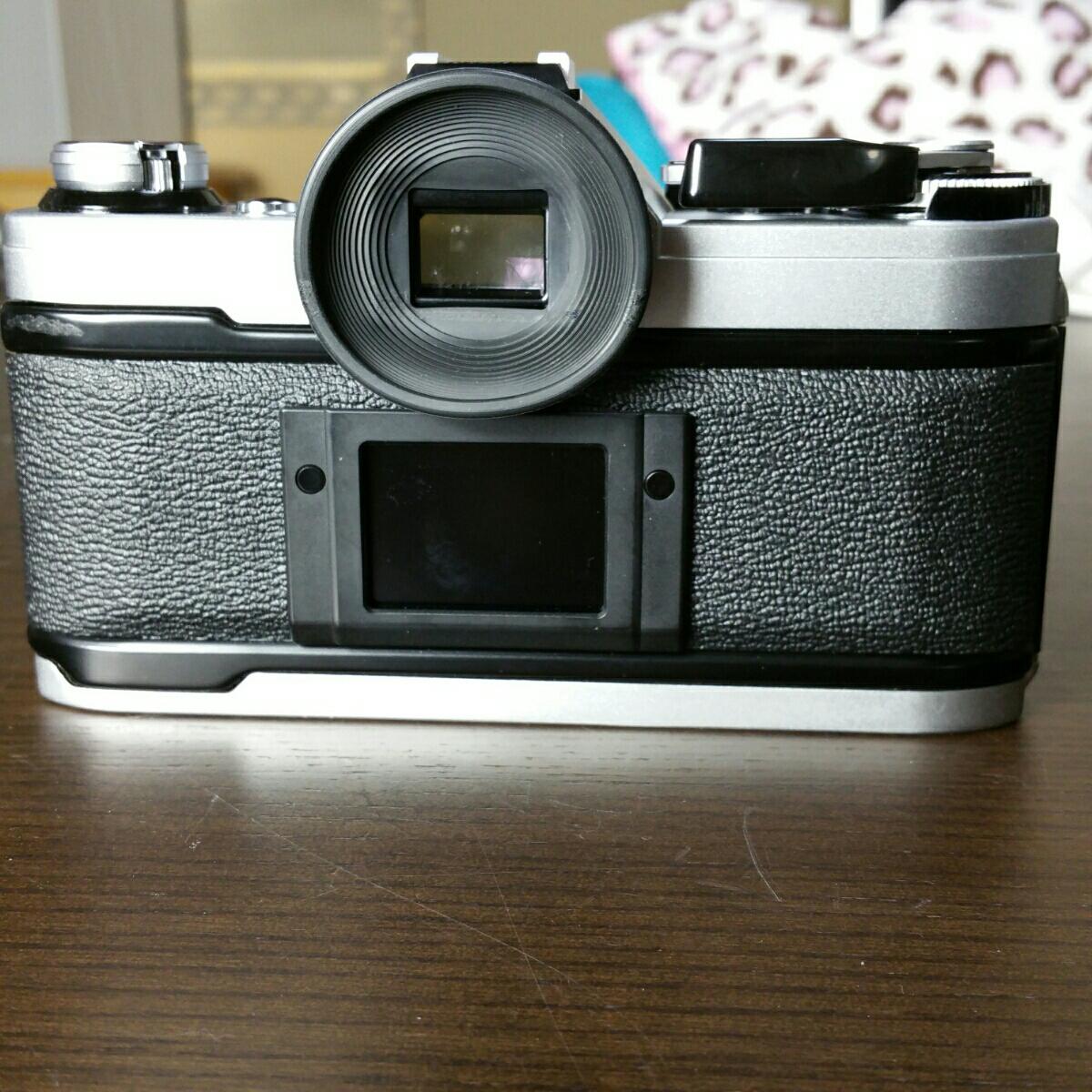【ジャンク市】CANON AE-1 FD 50mm 1.8 純正フィルター フード BS-52 :#31_画像7