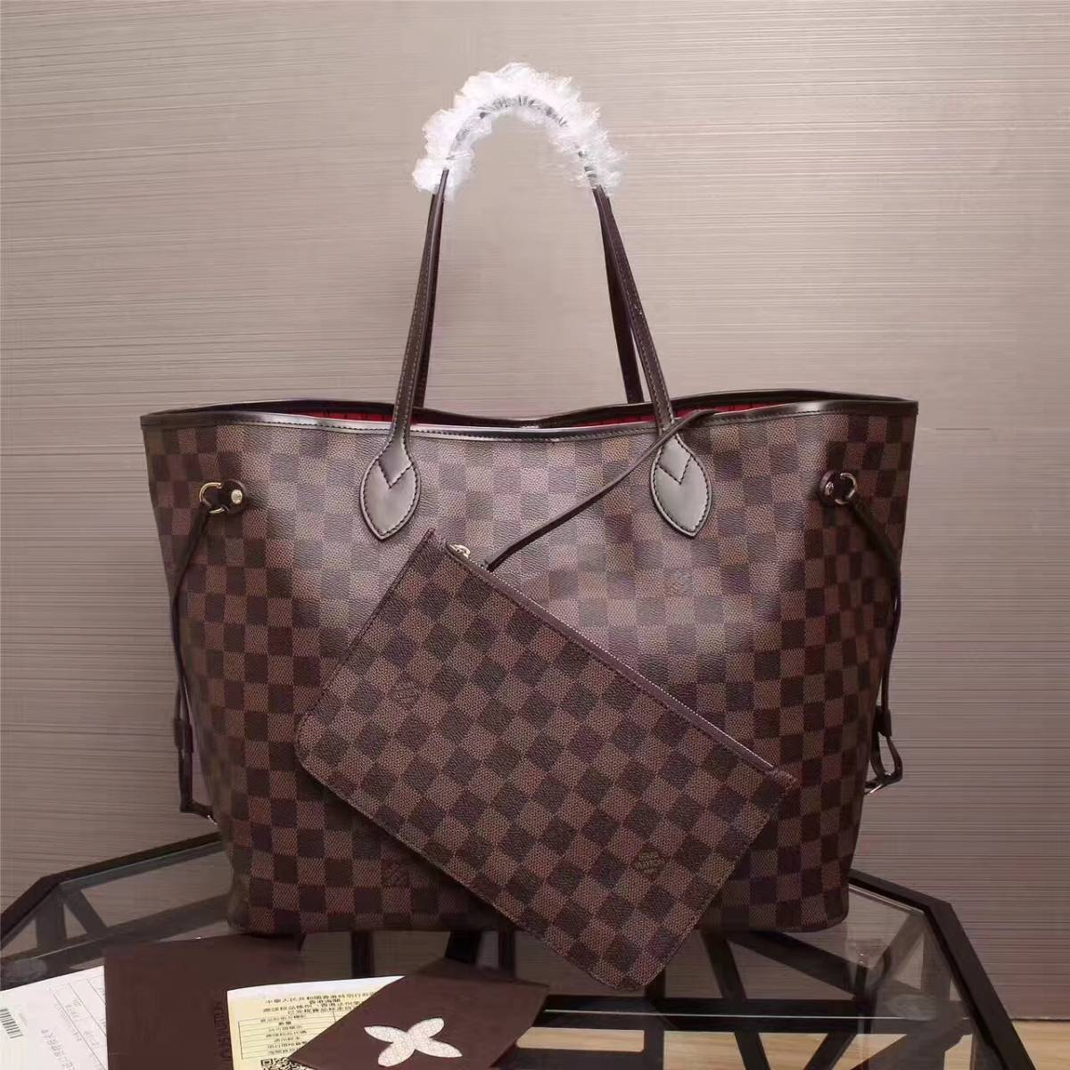LOUIS VUITTON ルイヴィトントートバッグ N41357 レディース用 モノグラム