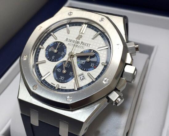 新品 オーデマピゲ  ロイヤルオーク クロノグラフ ミラノ  限定品 メンズ腕時計_画像2