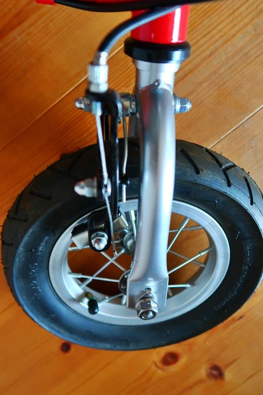 中古美品☆2歳からの子ども用自転車 「へんしんバイクS」☆バランスバイク☆_画像3