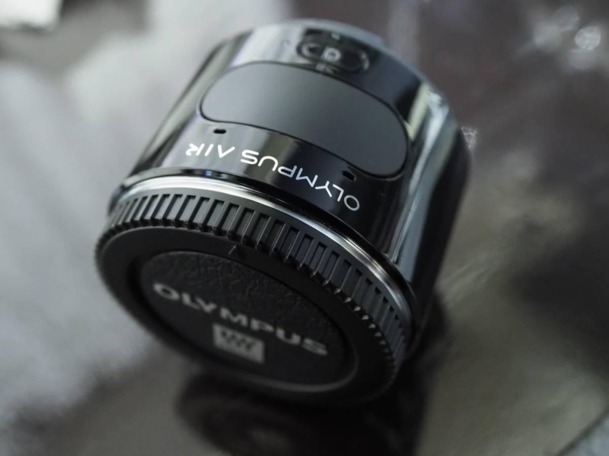 送料無料 オリンパス OLYMPUS AIR A01 オープンプラットフォームカメラ 中古美品