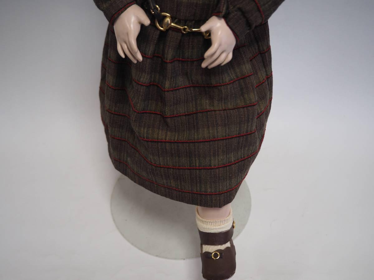 D1735 SIMON&HALBIG ビスクドール シモンハルビック アンティーク 西洋人形 コレクター放出 _画像5