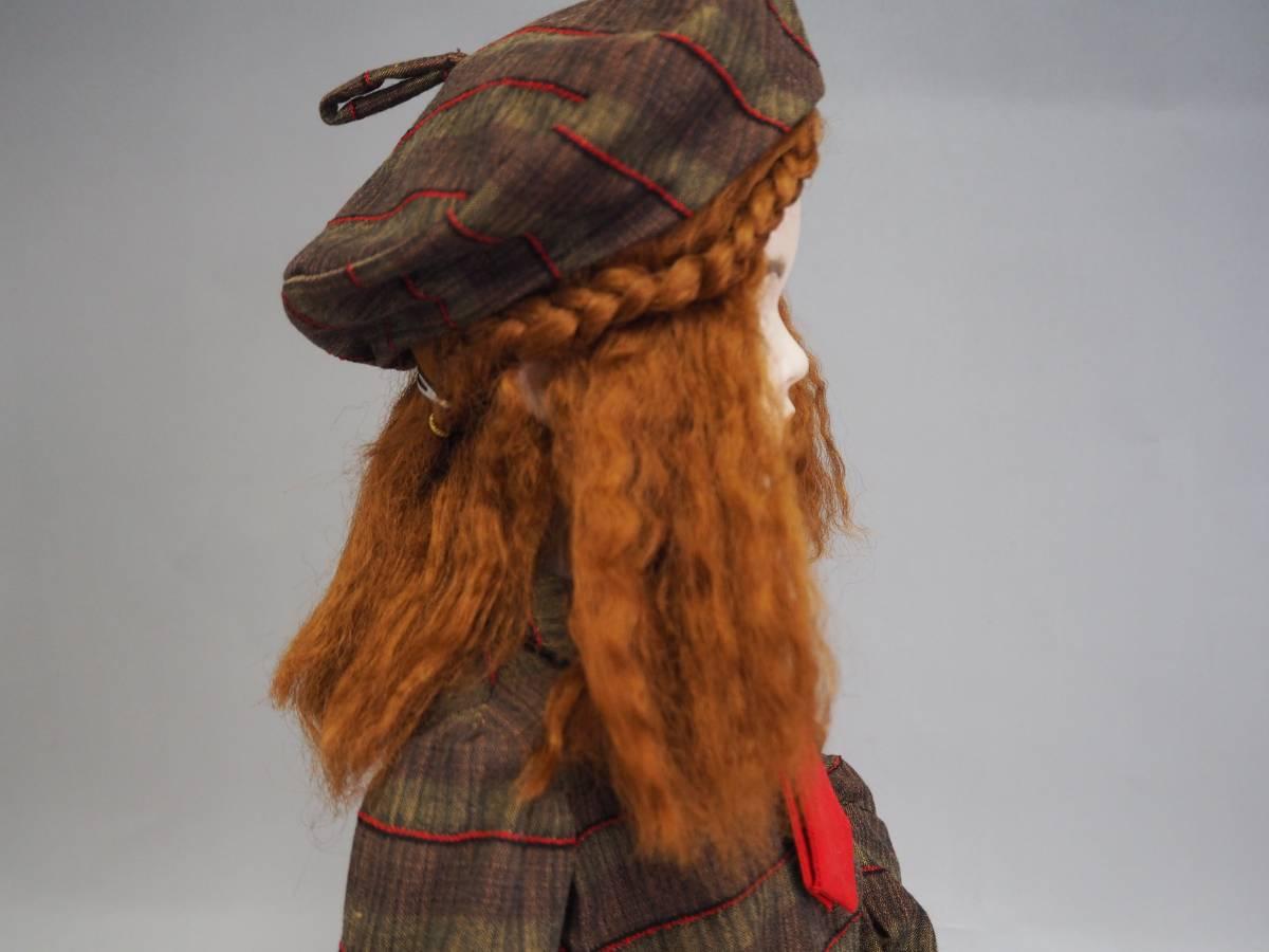 D1735 SIMON&HALBIG ビスクドール シモンハルビック アンティーク 西洋人形 コレクター放出 _画像8