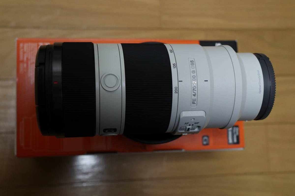 ★ソニー SONY FE 70-200mm F4G OSS(SEL70200G) (中古)★
