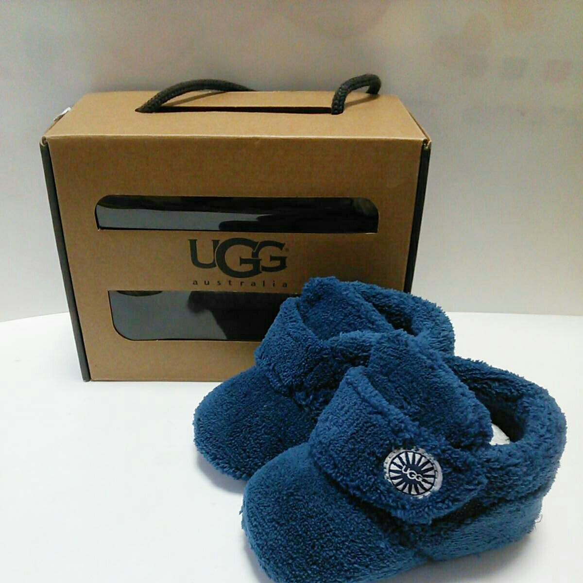 UGG UGG   new goods baby shoes 11cm 6~12 months 2 3 S First shoes navy 6e8cf93daa02