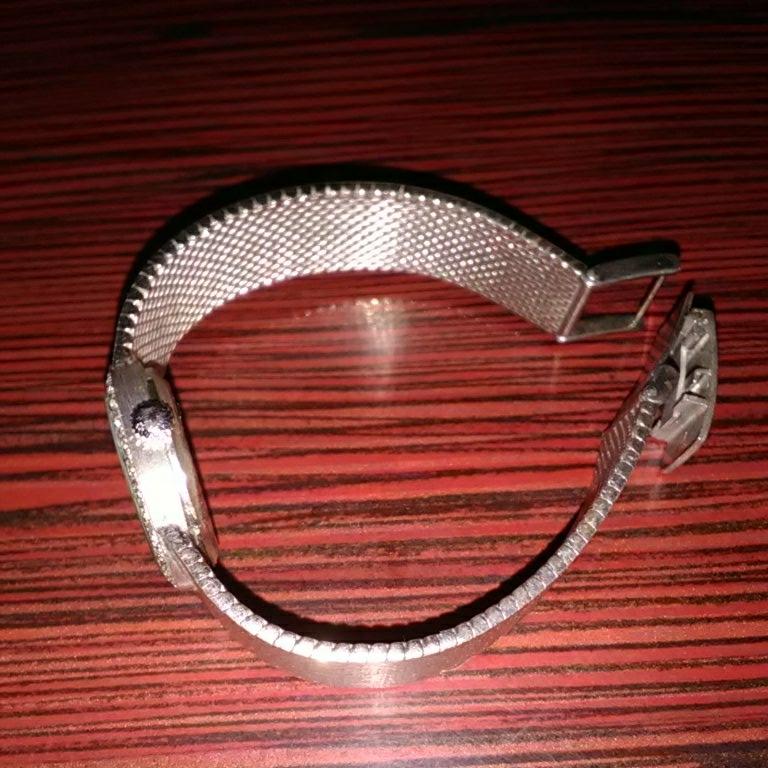 アンティーク PATEK PHILIPPE ゴールデンエリプス 手巻き ダイヤベゼル_画像5