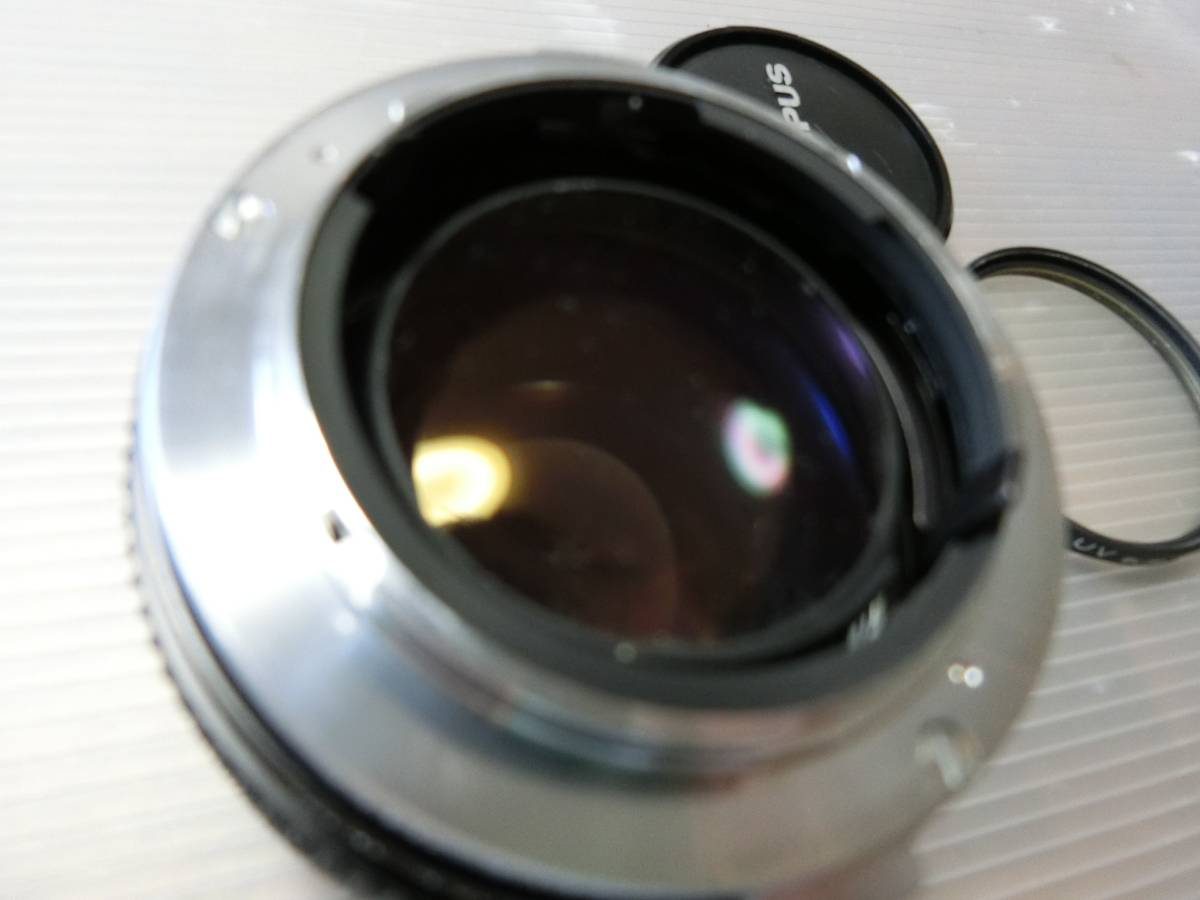 OLYMPUS オリンパス OM-SYSTEM G.ZUIKO AUTO-S 55mm F1.2 管J_画像5