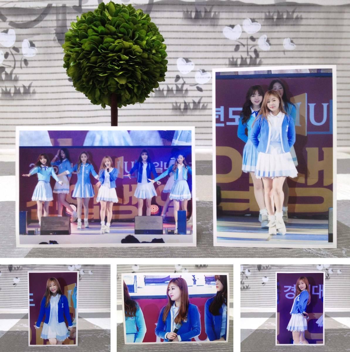 Lovelyz★Baby Soul★2016年 2月★慶一大学・大学祭★韓国 FC生写真25枚