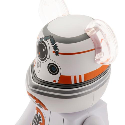 【新品未開封】 BB-8 ANAJET BE@RBRICK 400% スターウォーズ STAR WARS メディコムトイ ANA限定品_画像6