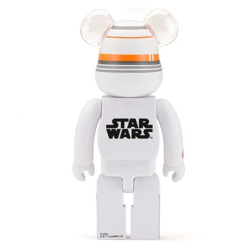 【新品未開封】 BB-8 ANAJET BE@RBRICK 400% スターウォーズ STAR WARS メディコムトイ ANA限定品_画像3