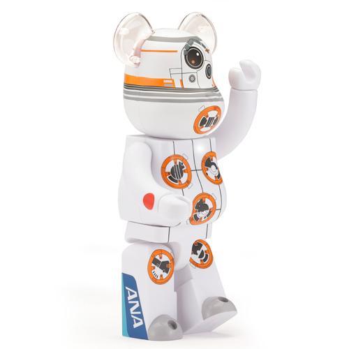【新品未開封】 BB-8 ANAJET BE@RBRICK 400% スターウォーズ STAR WARS メディコムトイ ANA限定品_画像7