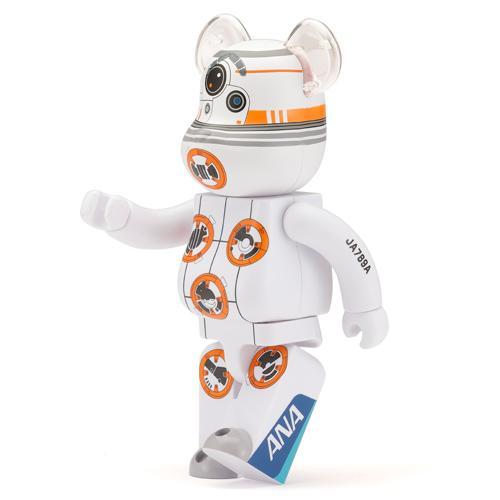 【新品未開封】 BB-8 ANAJET BE@RBRICK 400% スターウォーズ STAR WARS メディコムトイ ANA限定品_画像8