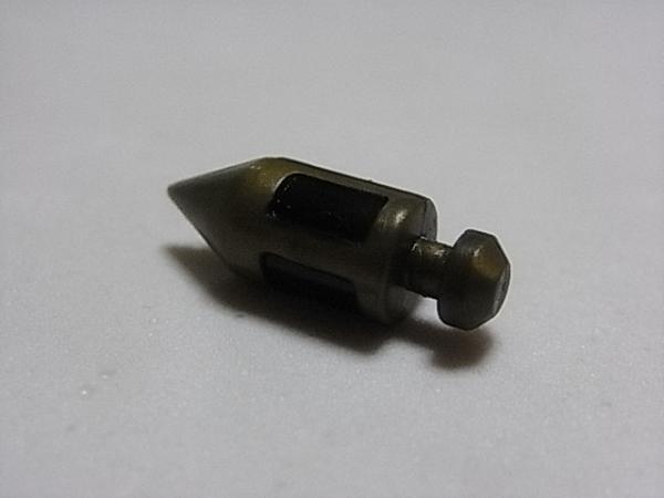 未使用 パーツ ◆ ミサイル ◆ 超合金魂 ゴールドマジンガーZ 個数1 GX-01RG BANDAI バンダイ GOLD MAZINGER Z ジャンク品_画像1