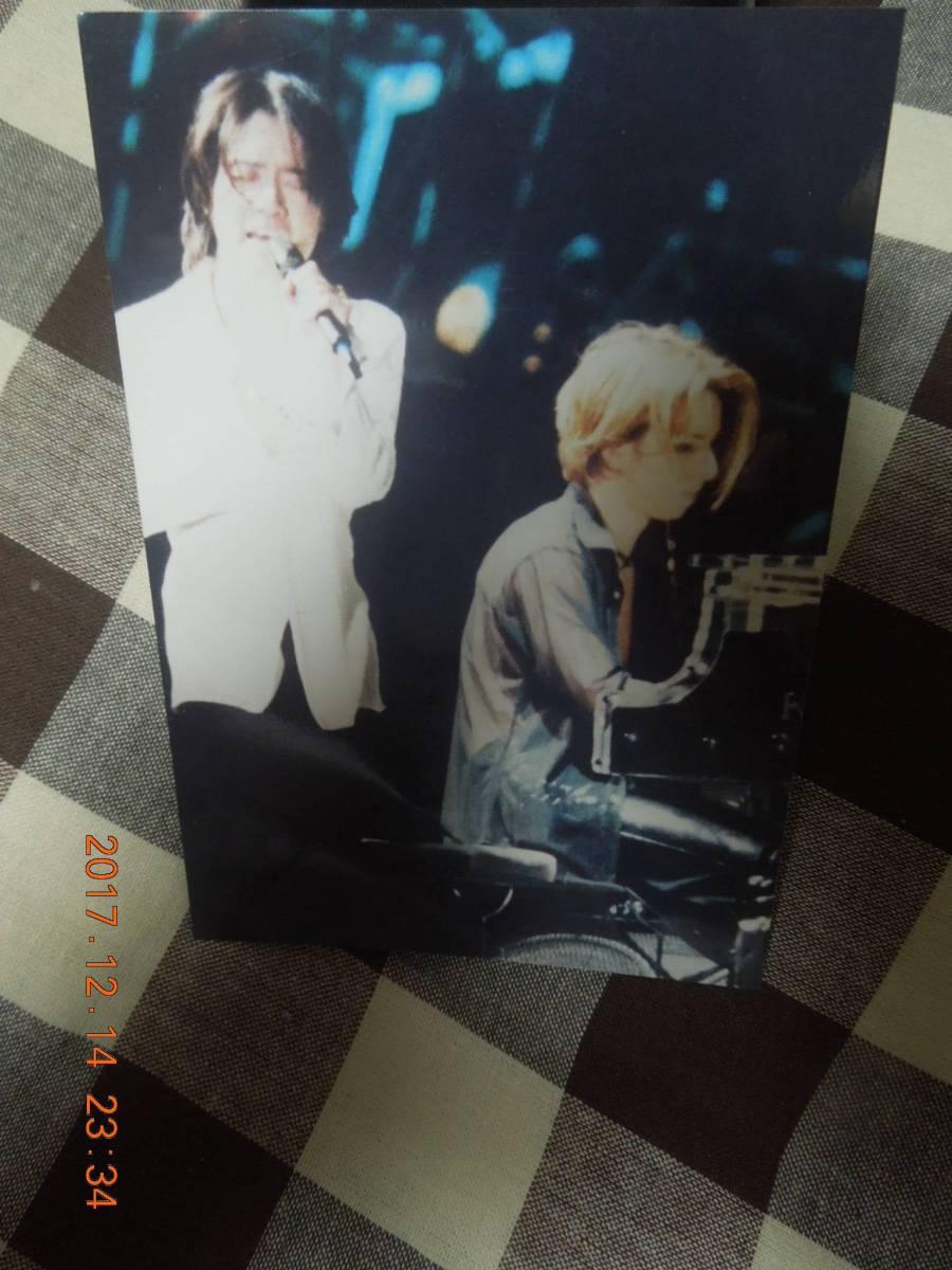 YOSHIKI TOSHI ブロマイド 写真 ⑤ / すみれ組 X JAPAN Toshl