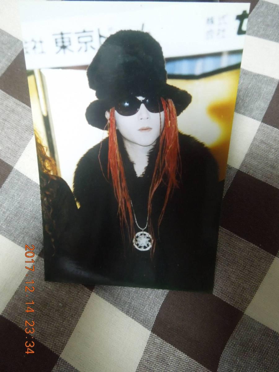 HIDE ブロマイド 写真 ① / X JAPAN