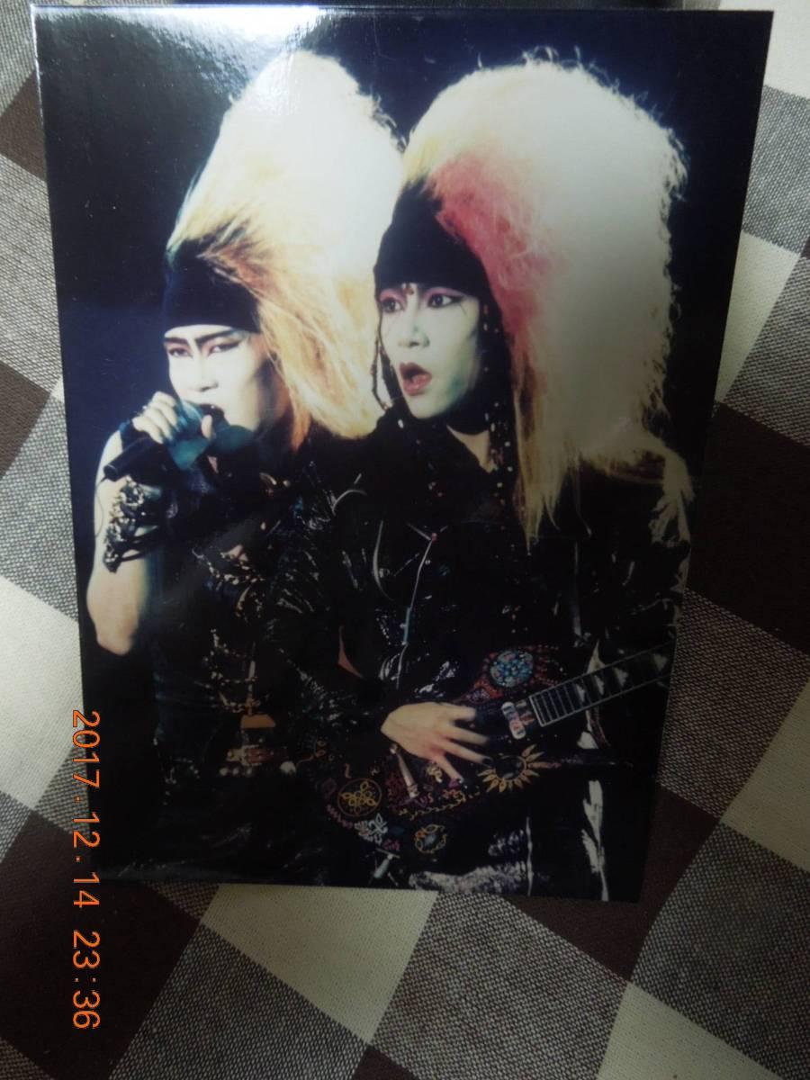 TOSHI Toshl HIDE ブロマイド 写真 / X JAPAN