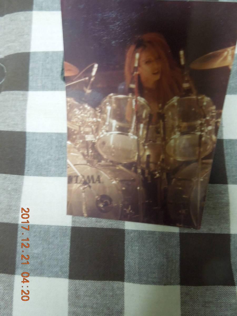 YOSHIKI ブロマイド 写真 38 / X JAPAN