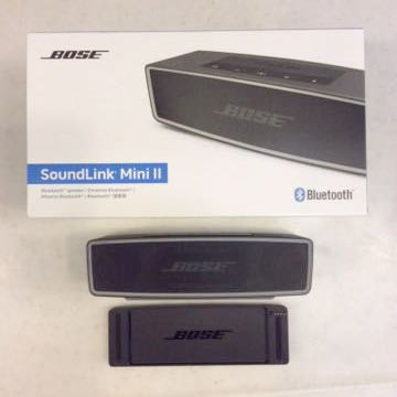 【中古】BOSE Bluetoothスピーカー Sound Link Mini Ⅱ サウンドリンクミニ