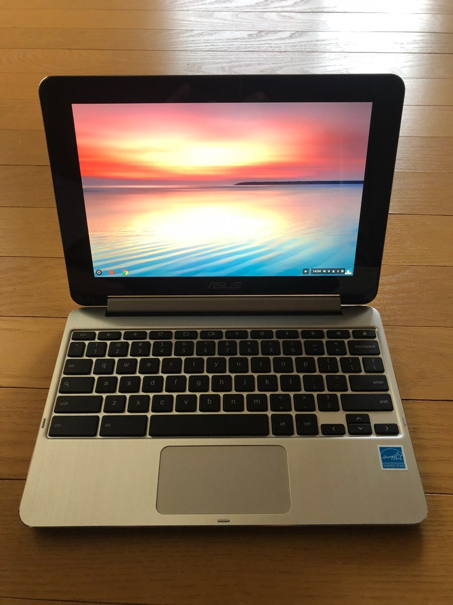 ASUS ChromeBook Flip C100PA-DB02