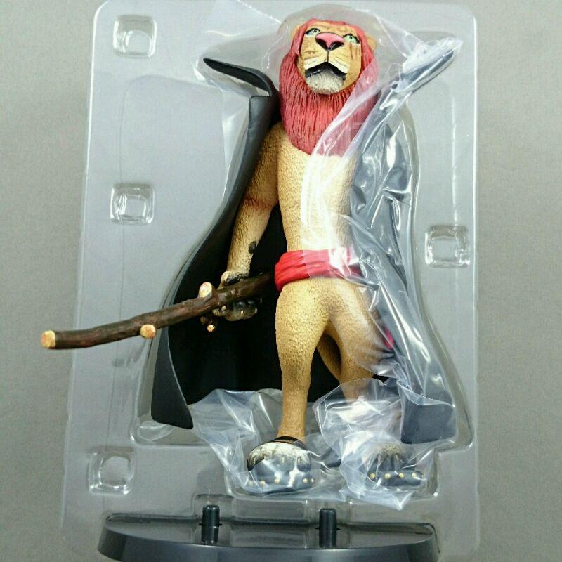 【中古】フィギュアーツZERO Artist Special シャンクス as ライオン ワンピース 240010209829_画像2
