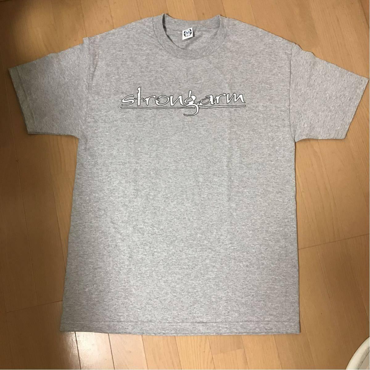 【新品】strong arm 叙情派 ニュースクール nyhc hard core Tシャツ morning again shai hulud earth crisisTAKEN NAIAD ENDZWECK L