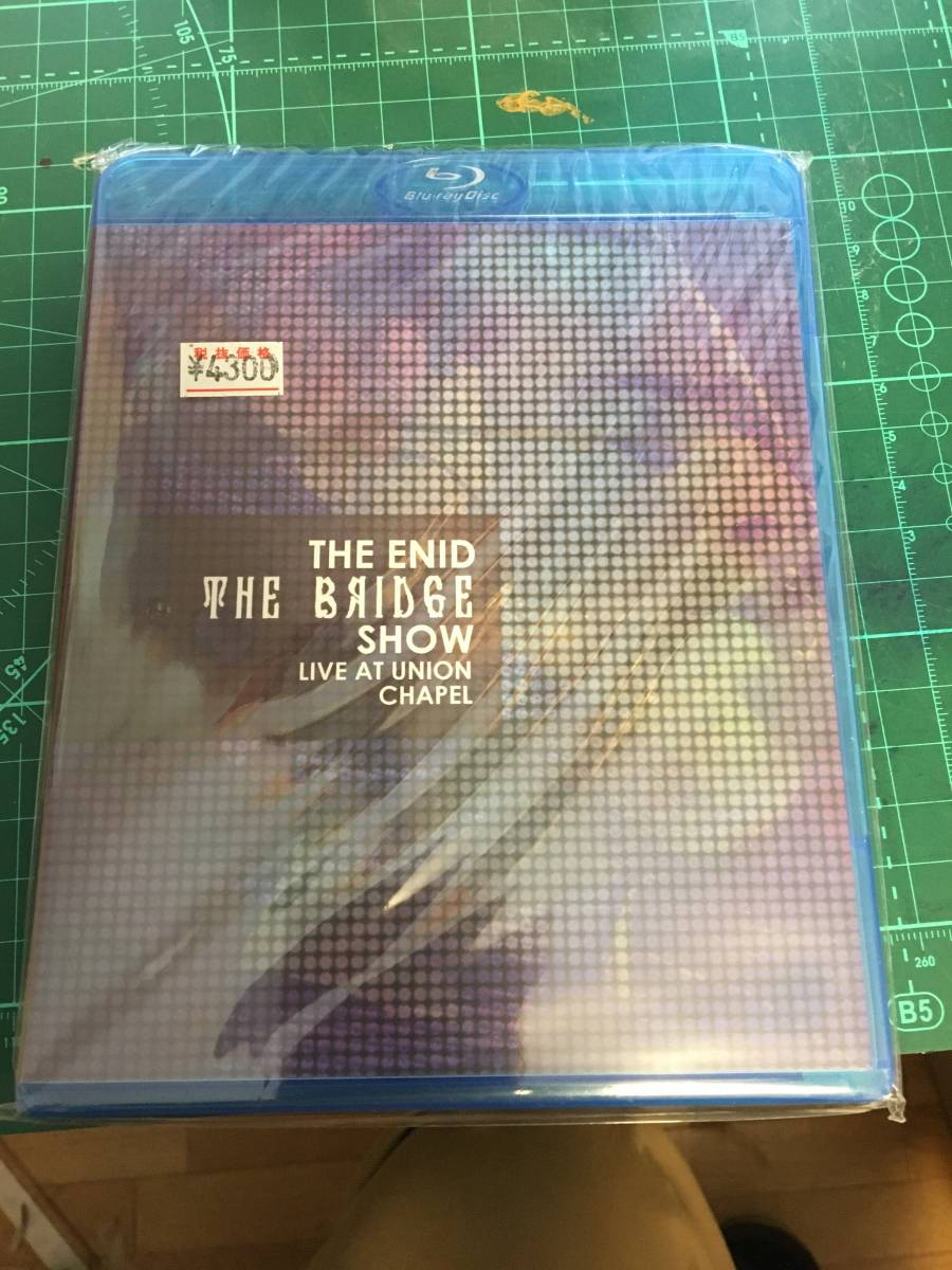 The ENID THE BRIDGE SHOW LIVE AT UNION CHAPEL Blu-ray: Real