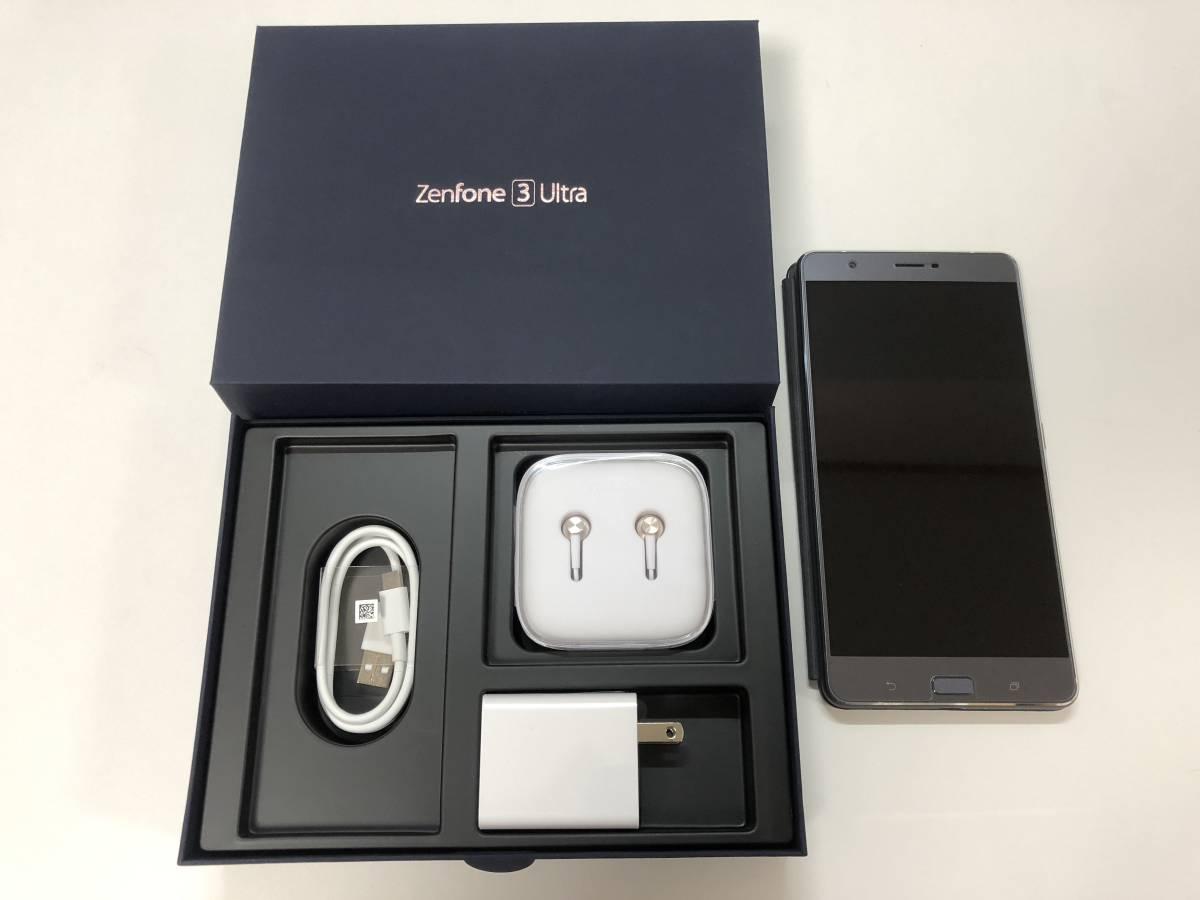 ■ ASUS ZenFone 3 Ultra 美品中古 送料込み!