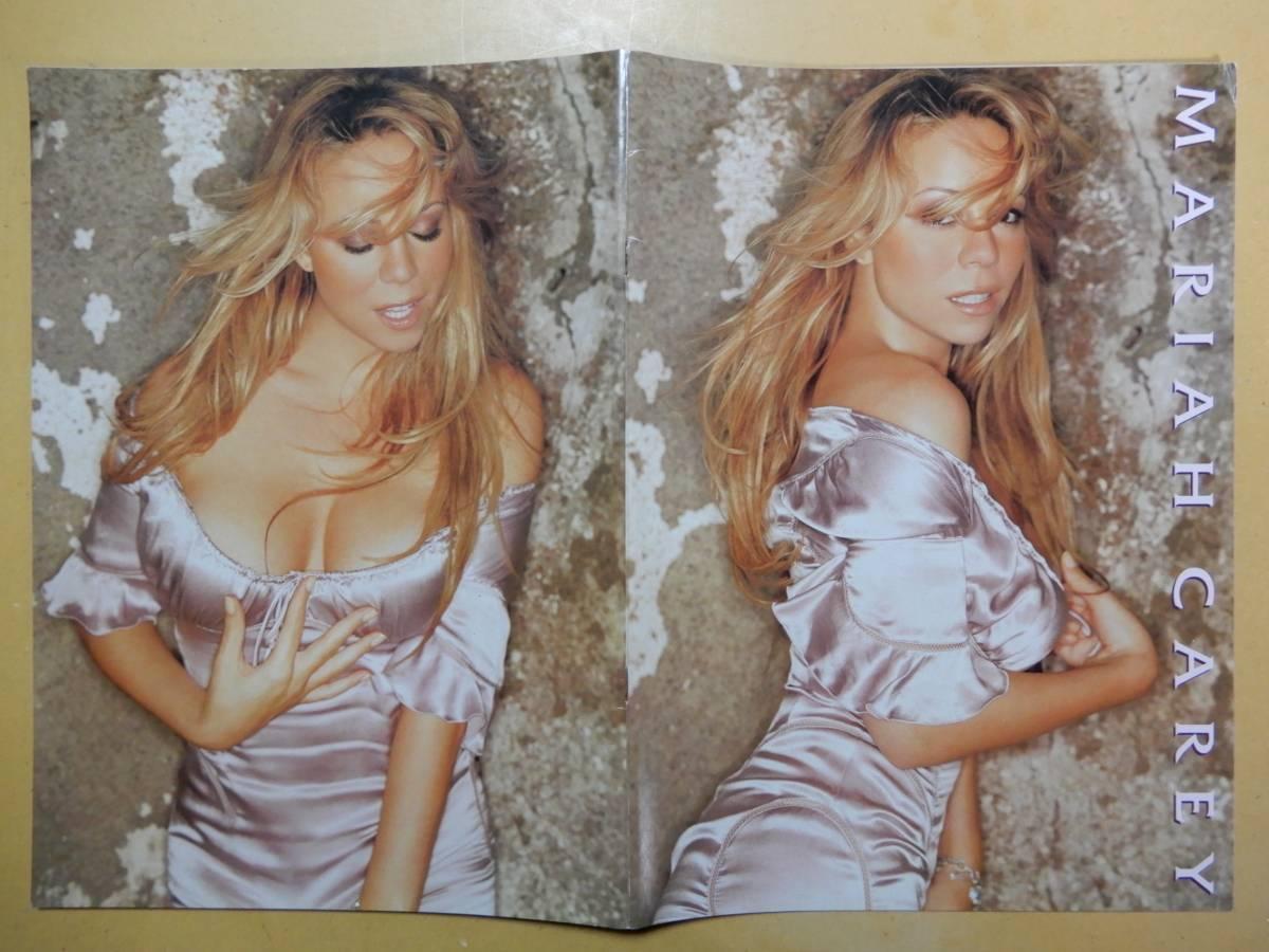 Mariah Carey-Charmbracelet World Tour 2003★米プログラム